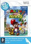 New Play Control! Mario Power Tennis - Wii