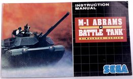 Abrams Battle Tank (Manual)