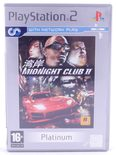 Midnight Club II (Platinum) - PS2