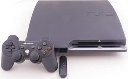 Sony Playstation 3 Slim 160GB Console With Gametech Controller