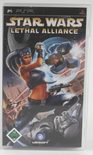 Star Wars Lethal Alliance - PSP