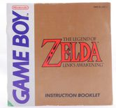 The Legend of Zelda: Link's Awakening (Manual)