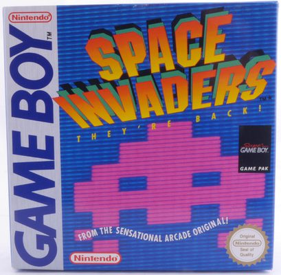 Space Invaders - GB