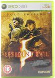 Resident Evil 5 (Gold Edition) - Xbox 360