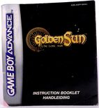 Golden Sun: The Lost Age (Manual)