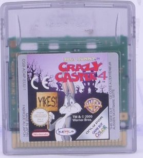 Bugs Bunny in Crazy Castle 4 - GBC