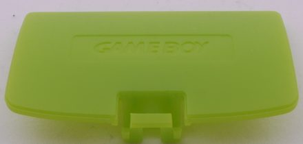 Game Boy Color Battery Cover (Lime Green)