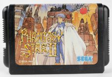 Phantasy Star II (JAPAN) - Mega Drive