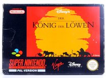 The Lion King - SNES