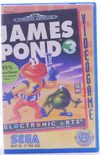 James Pond 3: Operation Starfish (Rental) - Mega Drive
