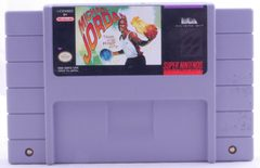Michael Jordan: Chaos In The Windy City - SNES