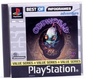 Oddworld: Abe's Oddysee (Value Series) - PS1