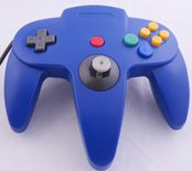 Nintendo 64 Controller 3rd Party Blue