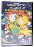 The Simpsons: Bart's Nightmare - Mega Drive