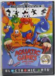 The Aquantic Games Starring James Pond And The Aquabats - Mega Drive
