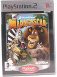 Madagascar (Platinum) - PS2