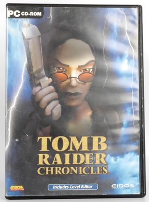 Tomb Raider Chronicles (PC CD)