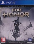For Honor (Deluxe Edition) - PS4
