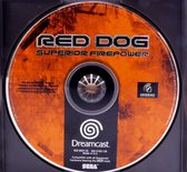 Red Dog: Superior Firepower - Dreamcast