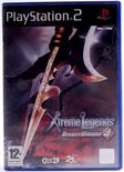 Dynasty Warriors 4: Xtreme Legends - PS2