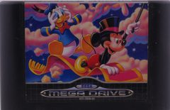 World Of Illusion Starring Mickey Mouse And Donald Duck - Mega Drive