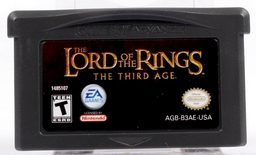 The Lord of the Rings: The Third Age - GBA