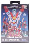 Captain Planet and the Planeteers - Mega Drive