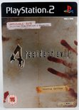 Resident Evil 4 Limited Edition (Steelbook) - PS2
