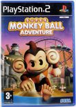 Super Monkey Ball Adventure - PS2