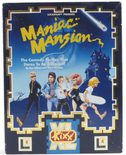 "Maniac Mansion (KIXX XL Version Atari ST 3.5"" Disk)"