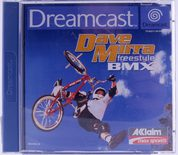 Dave Mirra Freestyle BMX - Dreamcast
