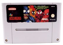 Spider-Man And Venom: Separation Anxiety - SNES