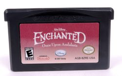 Enchanted Once Upon Andalasia - GBA