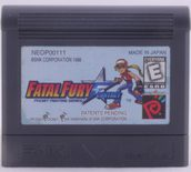 Fatal Fury: First Contact (NeoGeo Pocket Color)