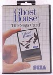 Ghost House (The Sega Card) - Master System