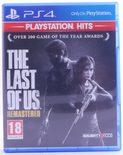 The Last Of Us Remastered (Playstation Hits) - PS4
