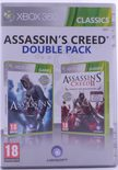Assassin's Creed Double Pack (Classics) - Xbox 360