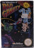 The Adventures Of Rad Gravity - NES