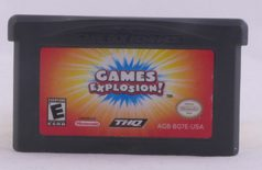 Games Explosion! - GBA