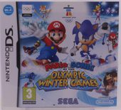 Mario & Sonic At The Olympic Winter Games - Nintendo DS