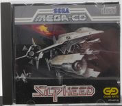 Silpheed (Mega-CD NTSC-J Japanese Game + English Box And Manual) - Mega Drive