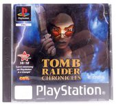 Tomb Raider Chronicles - PS1