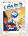 Adventures of Lolo 2 - NES