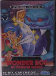 Wonder Boy In Monster World - Mega Drive