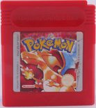 Pokemon Red Version (French Version) - GB