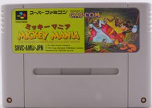 Mickey Mania (Super Famicom) - SNES