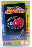 Sonic & Knuckles (Rental Game) - Mega Drive