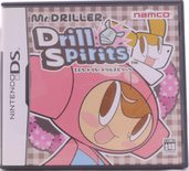 Mr. Driller Drill Spirits (Japanese Release) - Nintendo DS