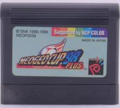 NeoGeo Cup '98 Plus (NeoGeo Pocket Color)