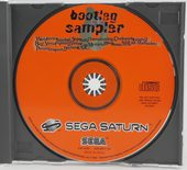 Bootleg Sampler (Official SEGA Release) - Saturn